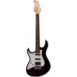 Elektrická kytara Cort X-2 LH BK