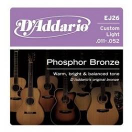 D'ADDARIO EJ26-akus.fosfor
