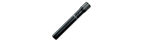 Kondenzátorové mikrofony